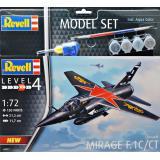 Подарочный набор с истребителем Dassault Mirage F.1C/CT