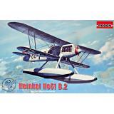 Биплан Heinkel He.51 B.2 1:48