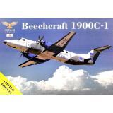 Санитарный авиалайнер Beechcraft 1900С-1 1:72