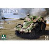 Разведывательная машина AML-90 1:35