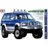 Автомобиль Mitsubishi Montero 1:24