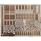 Фототравление кузов для ЗиЛ-131 (ICM) 1:35