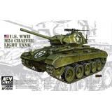 Легкий танк M24 Chaffee 1:35