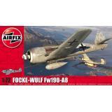 Истребитель Focke-Wulf Fw190A-8 1:72
