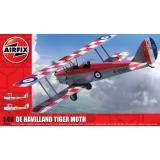 Биплан De Havilland D.H.82a Tiger Moth