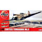 Истребитель Curtiss Tomahawk MK.II 1:48