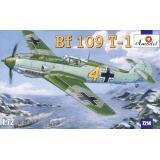 Messerschmitt Bf 109 T-1 Палубный истребитель Люфтваффе 1:72
