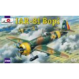ИАР-81 'Bopi' Румынский истребитель 1:72