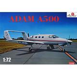 Бизнес-самолет Adam А500 1:72