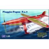 Гоночный гидросамолет Piaggio Pegna PC.7 1:48