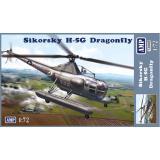 Вертолет Sikorsky H-5G Dragonfly