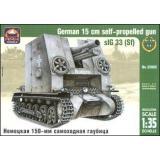 ARK35005 sIG 33 (Sf) German 150mm self-propelled gun 1:35