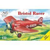 Гоночный самолет Bristol Type 72 Racer 1:72