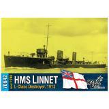Эсминец L-класса HMS Linnet, 1913