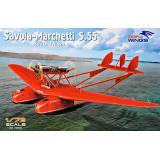 Летающая лодка Савойя-Маркетти S.55