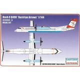 Авиалайнер Dash 8 Q400