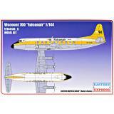 Авиалайнер Viscount 700