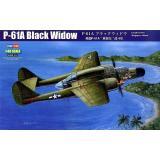 Истребитель P-61A Black Widow 1:48