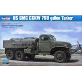Грузовик GMC CCKW 750 gallon Tanker Version 1:35
