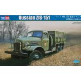 Советский грузовик ЗиС-151 1:35