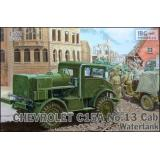Chevrolet C15A No.13 Cab Watertank 1:72