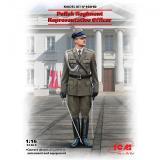 Офицер представительского полка Войска Польского