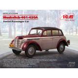 Советский легковой автомобиль Москвич-401-420А 1:35