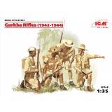 Гуркхские стрелки (1942-1944) 1:35