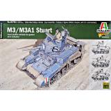 Американский танк M3/M3A1 Stuart