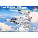 Истребитель - разведчик Saab JA/AJ 37