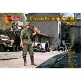 Немецкие панцергренадеры Второй мировой войны 1:32