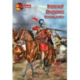 Императорские драгуны, Тридцатилетняя война 1:72