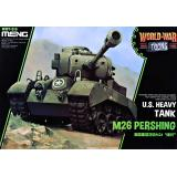 Американский тяжелый танк M26 Pershing (World War Toons series)