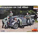 Ремонт в дороге, Вторая мировая война
