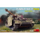 Танк Pz.Kpfw.IV Ausf. H Vomag. (Раннего производства с интерьером) Май 1943 г.