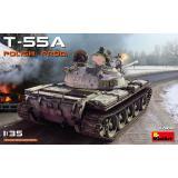 Танк Т-55А (польского производства)