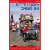 Лондонский омнибус B-Type (1919 г.)
