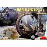 Шаровой танк Kugelpanzer 41 (r) 1:35