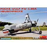 Разведывательный автожир Focke Wulf FW C.30A