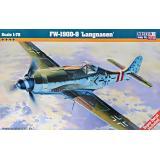 Истребитель Fw-190 D-9 Langnasen 1:72
