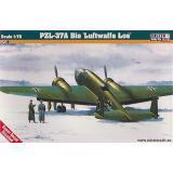 Бомбардировщик PZL P-37 A Bis