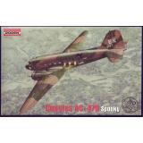 Тяжелый ударный самолет Douglas AC-47D Spooky 1:144