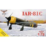 Истребитель IAR-81C 1:72