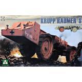 Немецкий тяжелый минный тральщик