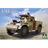Разведывательная экспортная машина AML-60 1:35