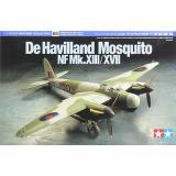 Британский самолет Mosquito NF Mk.XIII/XVII 1:72