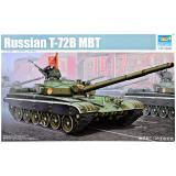 Основной боевой танк Т-72Б 1:35
