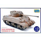 Танк Sherman IIC 1:72