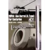 Ствол пушки 20Pdr. (A Type) для танка Centurion Mk.III-V 1:35