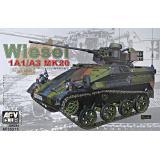 Боевая машина Wiesel 1 A1/A3 MK20 1:35